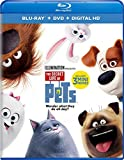 The Secret Life of Pets [Blu-ray]