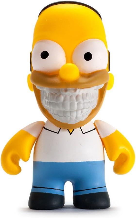 Los Simpson Figura Homer Grin by Ron English 8 cm