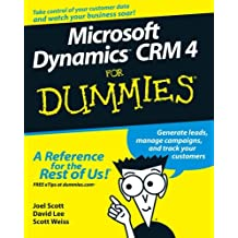 Microsoft Dynamics CRM 4 For Dummies