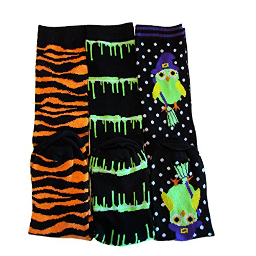 assorted-halloween-woven-crew-socks-ladies-shoe-size-4-10-3-pack