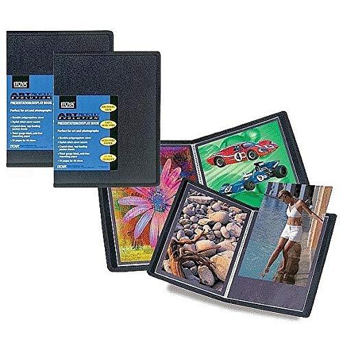 Itoya Art Profolio Evolution Presentation & Display Book Bundle (8.5x11'')