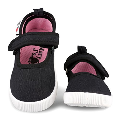 Pictures of Girls Mary Jane Sneakers - Casual Canvas Shoes 3