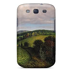 Zheng caseHot Style WKgeTIx4926vcTLj Protective Case Cover For Galaxys3(glorious Lscape)
