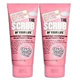 Soap And Glory The Scrub Of Your Life Body Buffer 200ml - Pack Of 2
