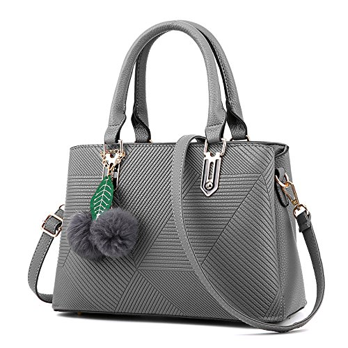 Meoaeo La Única Mujer Mujeres Bolso Bolsa Bolsa Rosa De Corea Light grey