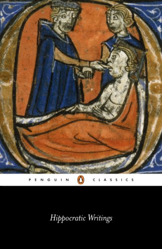 Hippocratic Writings (Penguin Classics)