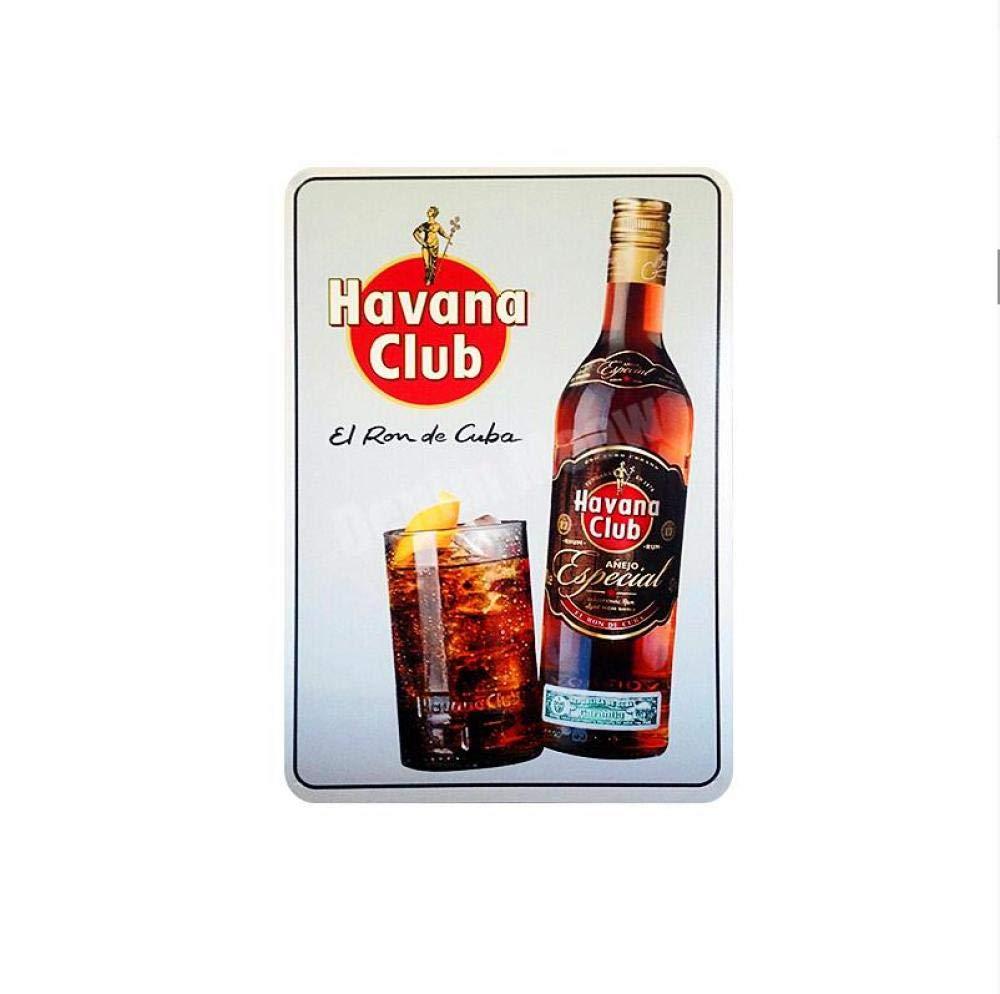 shovv Placa de Vino Dulce Guinness Havana Miller Vintage ...