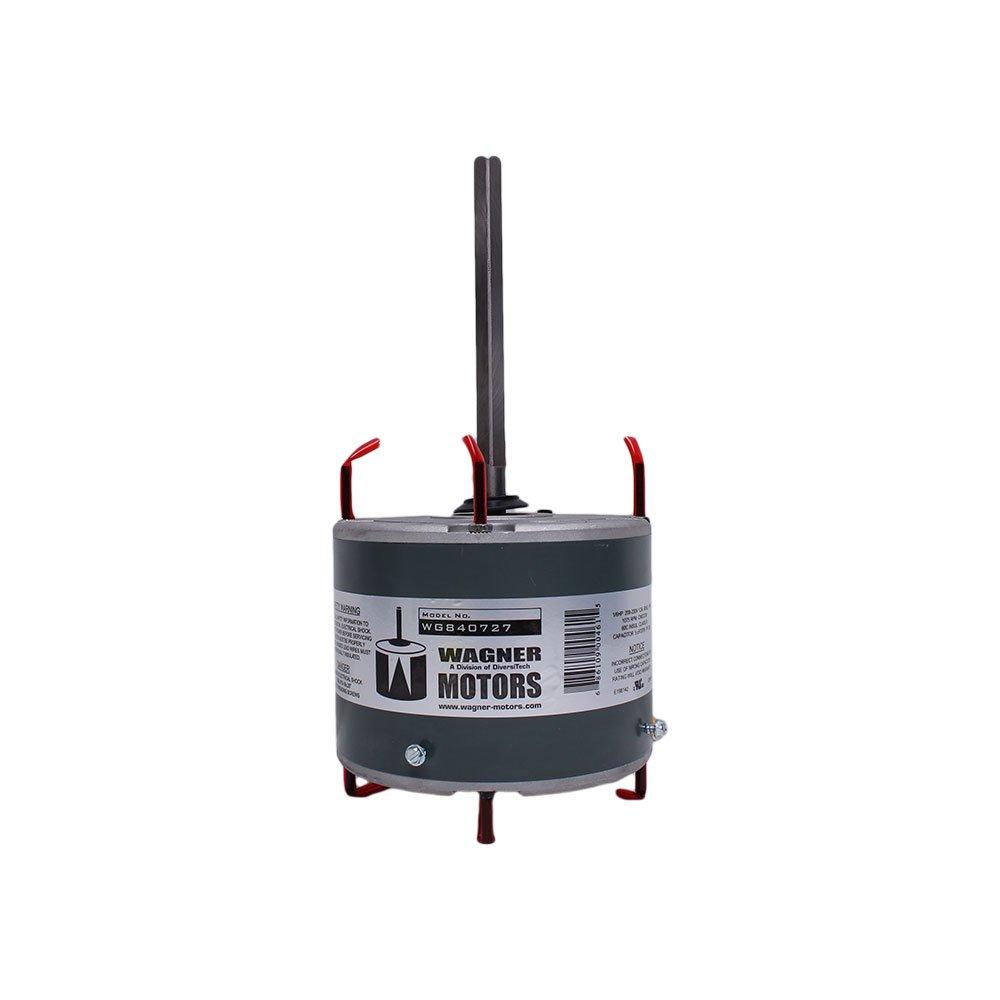 Diversitech WG840727 Motor, (Cf) 1/6Hp, 208-230V,