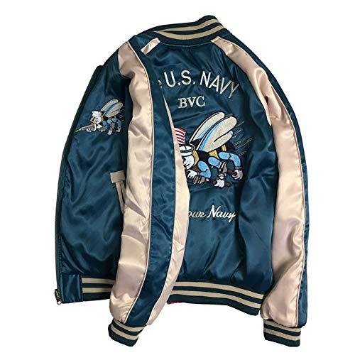 Base Unisex Allentato Rlwqlfs Autunno Lettera M Primavera Bee Giacche Cappotto Femminile Jeans Giacca Ricamo Top Donna Di Chic Bomber Pilota 4l c8wTqPr8xF