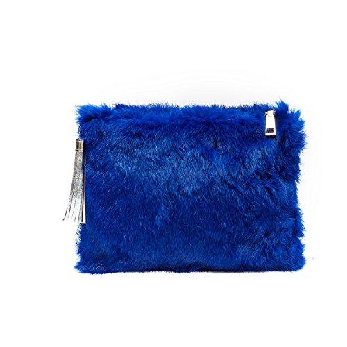 N°4 Pochette Flada femme pour moyen bleu 3 6aYSdqa