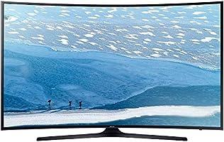 "Samsung UN49KU6300FXZX Smart TV Curvo 49"" Ultra HD, 120 Hz, 3x HDMI, color Negro"