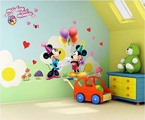 Adesivi Murali Per Bambini Disney.Negozio Di Sconti Online Adesivi Muro Bambini Disney