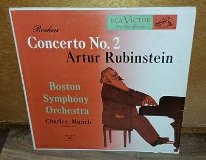 Amazon.com: Brahms: Piano Concerto No. 2 in Bb, Op. 83 ...