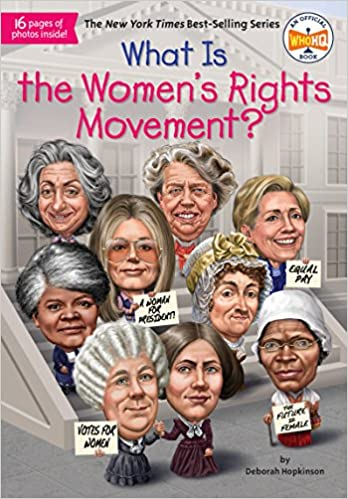 amazon what is the women s rights movement what was deborah