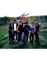 C. Thomas Howell Signed The Outsiders