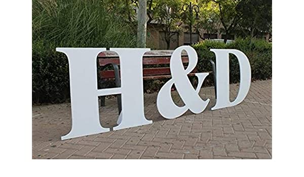Amazon.com: CUSTOM LARGE wooden letters extra large wood letters