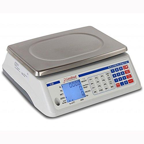 Detecto - C65 - 65 lb x .005 lb Digital Counting Scale