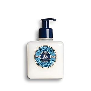 L'Occitane Extra-Gentle 5% Shea Butter Hand & Body Lotion, 10.1Fl Oz