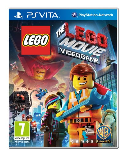 The Lego Movie Video Game Sony Playstation PS Vita Game UK