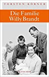 Die Familie Willy Brandt (Fischer HC)