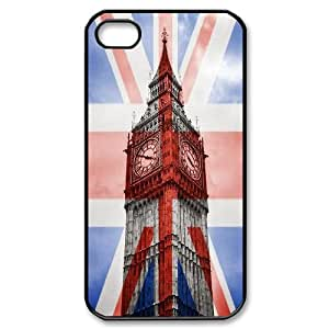 CHENGUOHONG Phone CaseLondon Big Ben For Iphone 4 4S case cover -PATTERN-9