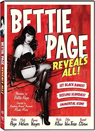 Betty Pages Leaked Cell Phone Pictures