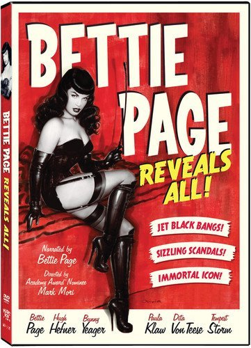 - Bettie Page Reveals All