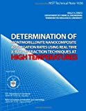 Determination of Montmorillonite Nanocomposite Aggregation Rates Using Real Time X-Ray Diffraction Techniques at High Temperatures, Holly Stretz, 1495963950