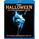 Halloween VI: The Curse of Michael Myers [Blu-ray] cover.