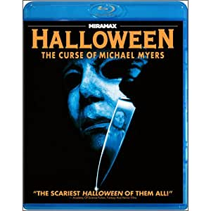 Halloween VI: The Curse of Michael Myers [Blu-ray]
