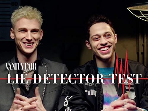 Pete Davidson and Colson Baker (aka Machine Gun Kelly) Take a Lie Detector Test ()