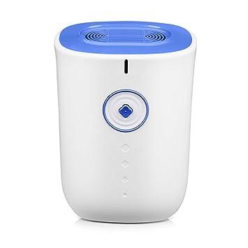 HUO Deshumidificador para el hogar, condensación de humedad y desmoldeo, ultra silencioso, ahorro