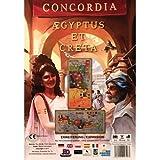 Rio Grande Games Concordia: Aegyptus and Creta Board Games