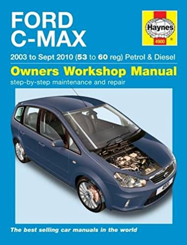 ford focus c max workshop manual expert user guide u2022 rh wonderprint co New Ford B-Max Ford EcoSport