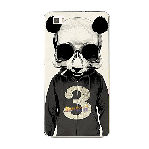 custodia huawei p8 panda