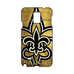 Angl 3D Case Cover New Orieans Saints Phone Case for Samsung Galaxy Note4