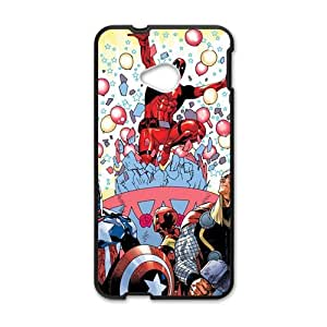 HUAH Magical strong man Cell Phone Case for HTC One M7
