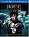 Hobbit 3: The Battle of the Five Armies (3 Discos) (3D) (5 Discos) [Blu-Ray]