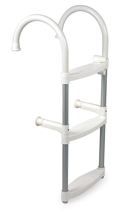 Trasera escalera de baño escalera barco niveles de escalera{3} de ...