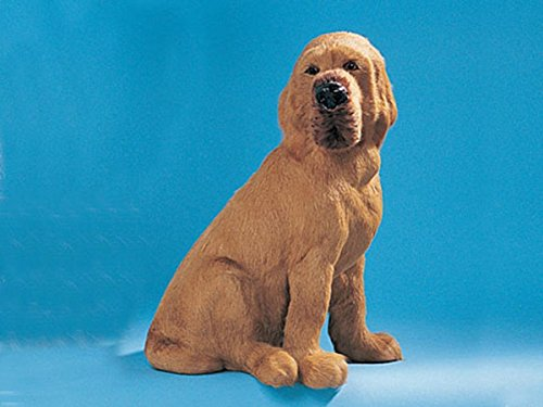 StealStreet D597 X-Large Sitting Bloodhound Dog Figure Model Figurine Decoration New