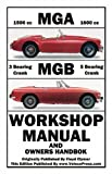 Mga and Mgb Workshop Manual and Owners Handbook, , 1588500918
