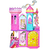 Mattel Barbie Rainbow Cove Dreamtopia Castle Playset
