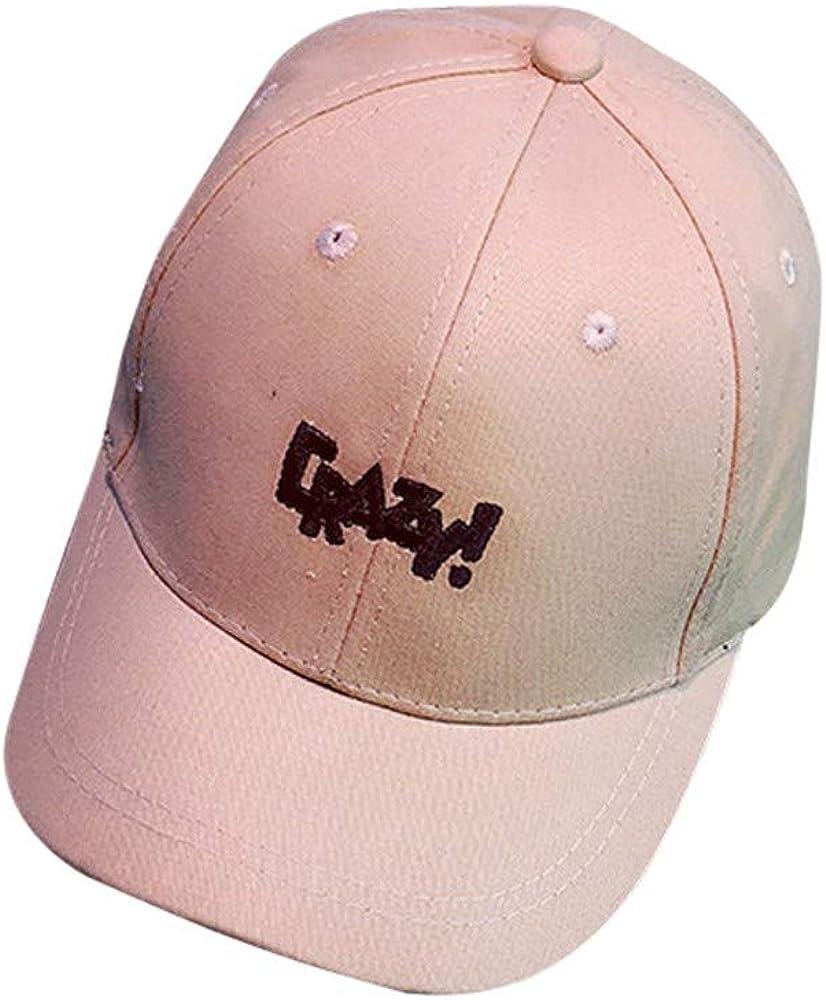 VECOLE Run Cap Unisex Outdoor Sports Cotton Solid Sonnenbrille Baseball Caps f/ür Draussen Sport und Reisen Faltbare verstellbare