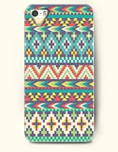 Aztec Indian Chevron Zigzag Native American Pattern Hard For SamSung Galaxy S5 Case Cover ( For SamSung Galaxy S5 Case Cover Excluded ) Geometric Aztec Ethic Chevron Pattern
