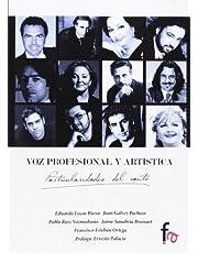 Voz Profesional Y Artística (CIENCIAS SANITARIAS)