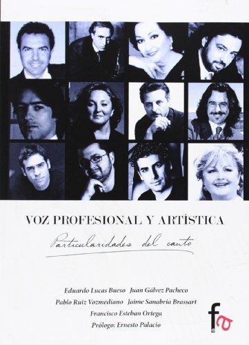 Voz Profesional Y Artística