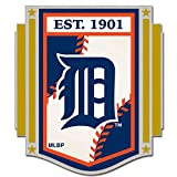 MLB Detroit Tigers 15393215 Collector Pin Jewelry Card