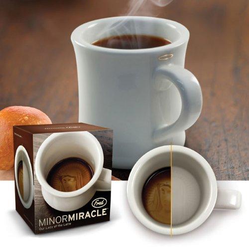 Fred MINOR MIRACLE Porcelain Mug