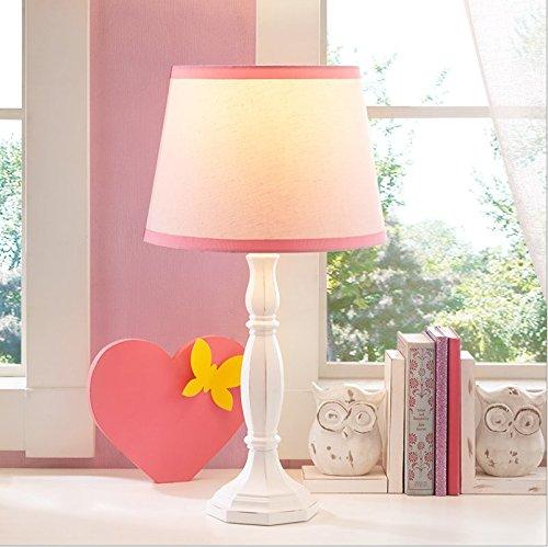 CLG-FLY European wood creative luxury wedding decoration lamp bedside lamp warm 14×43cm