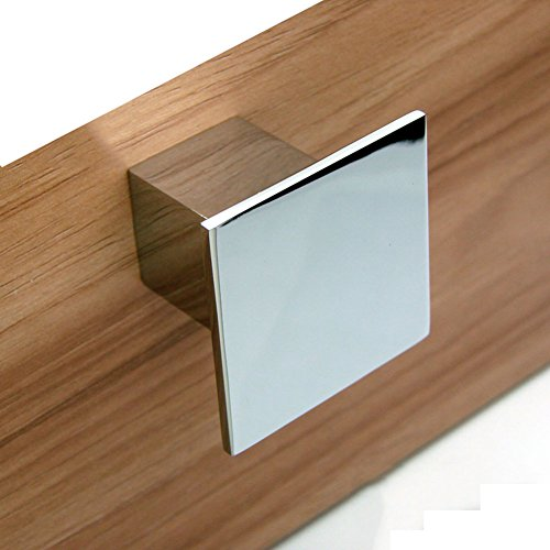 Chrome Knob Handle - 8